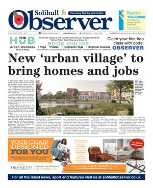 Solihull Cover